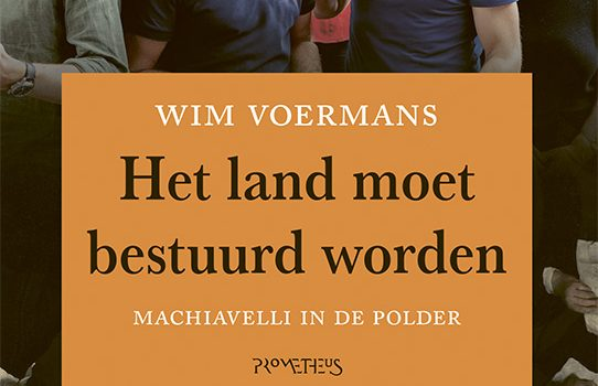 De aantekeningen van Ollongren en het boek van Voermans